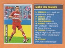 Bayern Munich Mark Van Bommel Holland